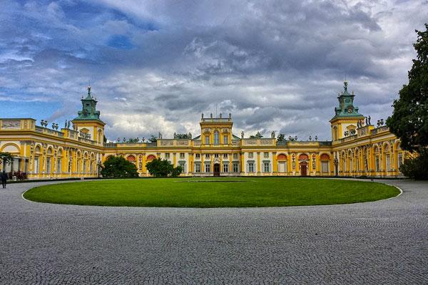 El Palacio de Wilanow. Top 10 atracciones en Varsovia