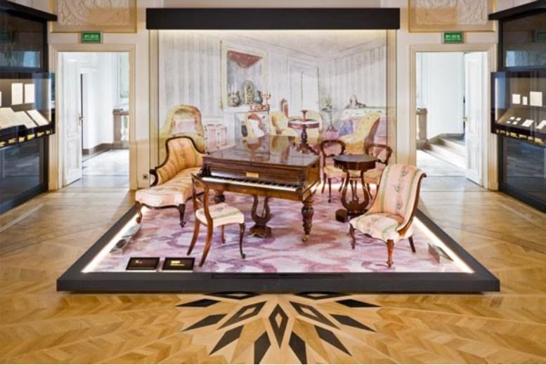 Museo de Chopin en Varsovia