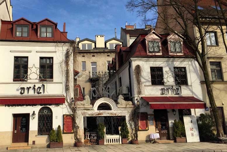 Antiguo barrio judío de Kazimierz Dolny - Tour Barrio judío Kazimierz con guía privado en español