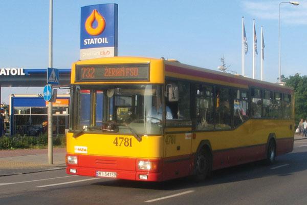 Autobuses Zonales de Varsovia