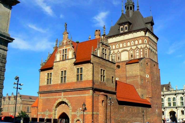 Camara de Tortura de Gdansk - Tour Gdansk Clásico en español con guía privado