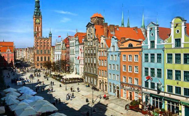 Casco Antiguo de Gdansk - Tour Gdansk con guía privado en español