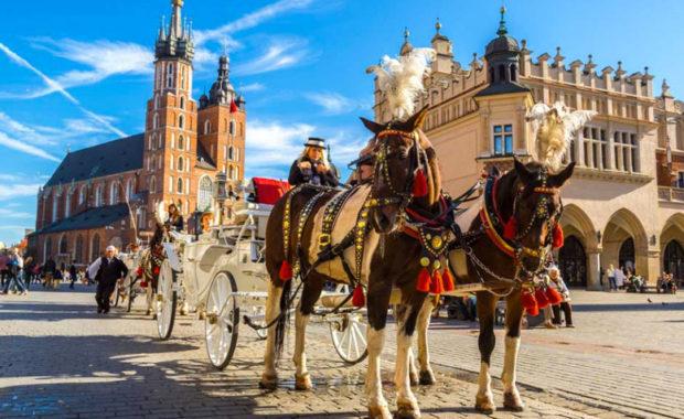 Casco Antiguo de Cracovia - Tour Ciudad Vieja de Cracovia en español con guía privado
