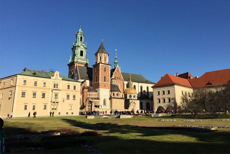 Colina de Wawel y Ciudad Vieja de Cracovia - Tour Ciudad Vieja de Cracovia en español con guía privado