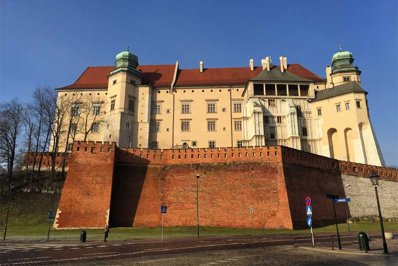 Colina de Wawel - Tour Ciudad Vieja de Cracovia en español con guía privado