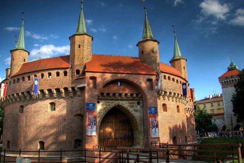 La Barbacana Excursion Cracovia - Tour Ciudad Vieja de Cracovia en español con guía privado