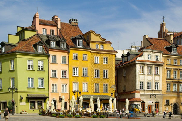 La Ruta Real Top 10 Atracciones en Varsovia
