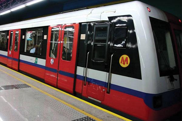 Lineas de Metro de Varsovia
