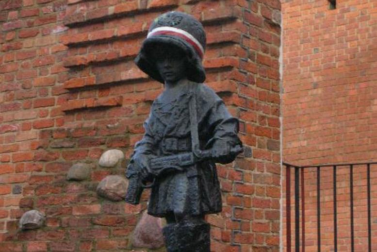 Niño Soldado Alzamiento de Varsovia - Tour Museo del Levantamiento de Varsovia en español