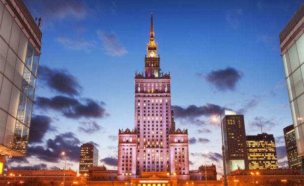 Palacio de la Cultura y las Ciencias de Varsovia - Tour Varsovia Clásica en español con guía privado