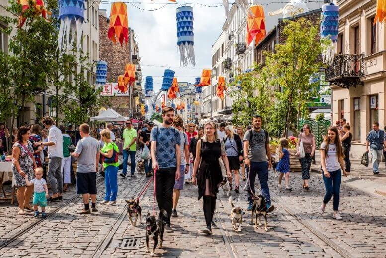 Paseo Barrio de Praga - Tour Barrio de Praga en español con guía privado