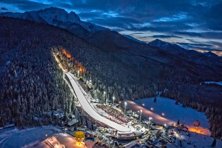 Pistas de Esqui en Zakopane - Tour Zakopane y los Montes Tatra en español con guía privado