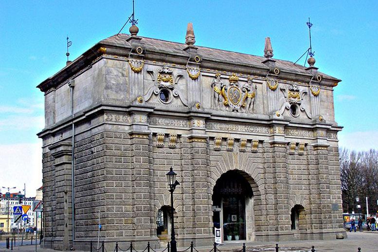 Puerta de la Altiplanicie Gdansk - Tour Gdansk Clásico en español con guía privado