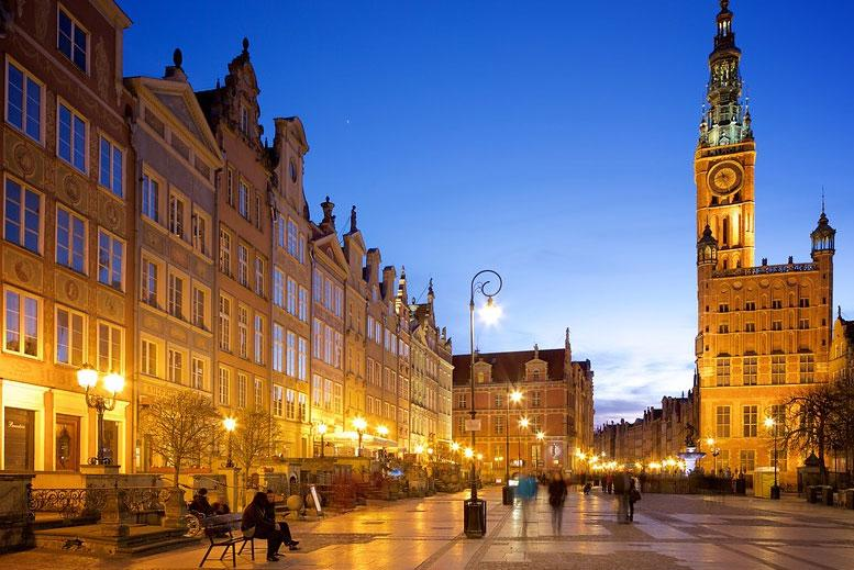 Gdansk Casco antiguo - Tour Gdansk con guía privado en español