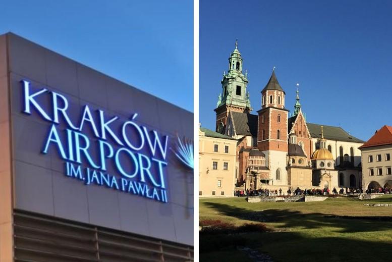 Traslado en privado desde el aeropuerto Juan Pablo II Krakow - Balice (KRK) hasta Cracovia centro o viceversa sin asistencia