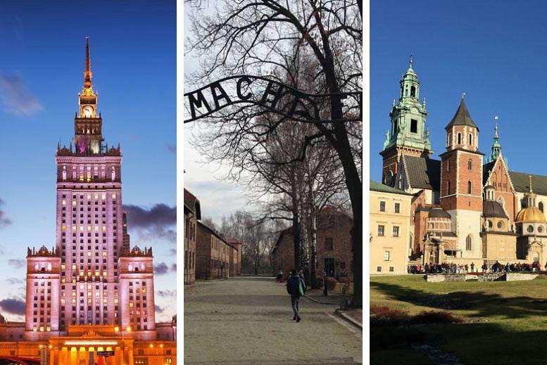 Traslados en privado Varsovia - Auschwitz - Cracovia sin asistencia
