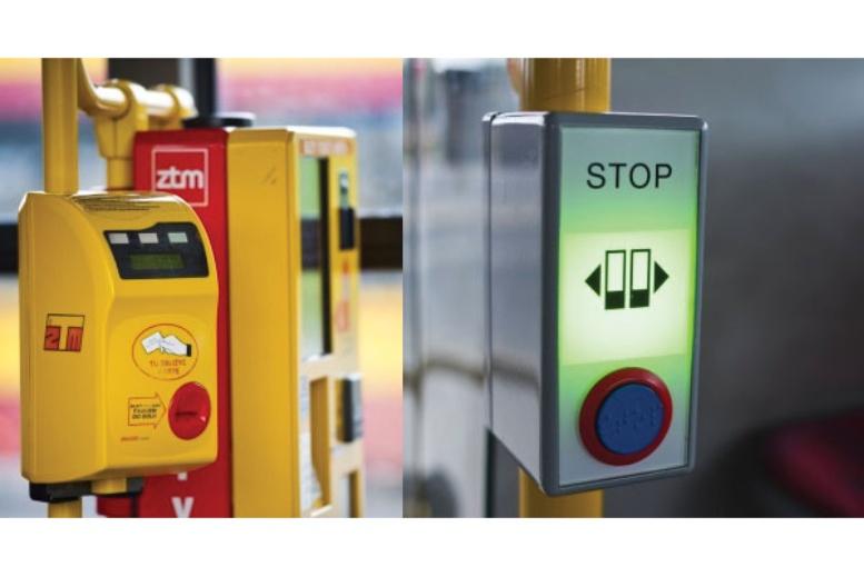 Validación de Billetes de Transporte en Varsovia