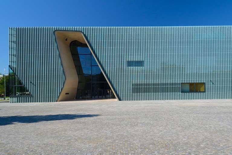 POLIN - Museo histórico de la comunidad judía en Polonia