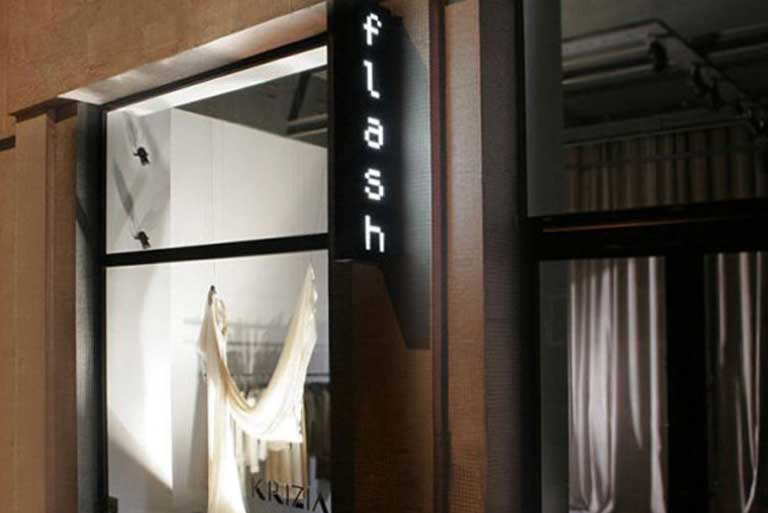 Boutique Flash Moda.