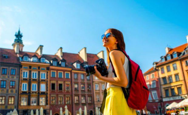 Polonia, un destino cada vez más popular para los turistas