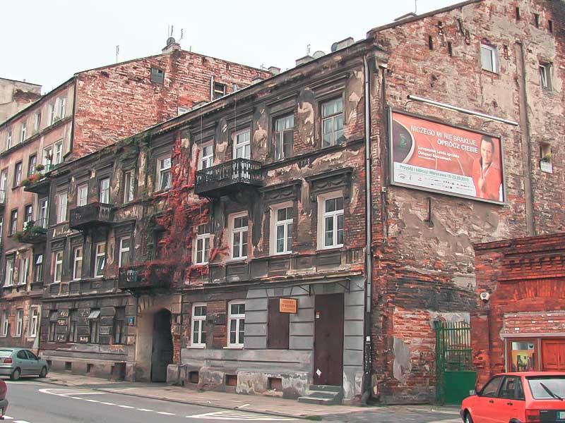 Distrito de Praga en Varsovia